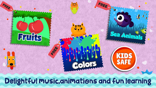 Kids Preschool Learning Songs & Offline Videos APK screenshot 3