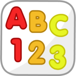 Primary English Letters Numbers Animal Colors APK icon