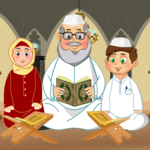 Teaching the Holy Quran 1 APK icon