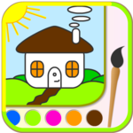 Toddler Easy Painting APK icon