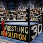 Wrestling Revolution 3D APK icon