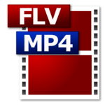 FLV HD MP4 Video Player APK icon