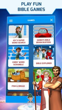 Superbook Kids Bible, Videos & Games (Free App) APK : Download vv1