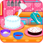 Baking black forest cake APK icon