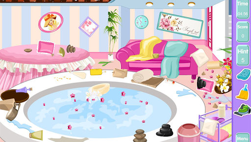 Clean up spa salon APK screenshot 2