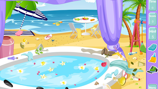 Clean up spa salon APK screenshot 3