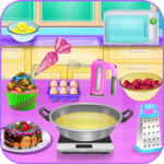 Food maker - dessert recipes APK icon