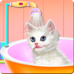 Kitty Care and Grooming APK icon