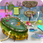 Pinky House Keeping Clean APK icon