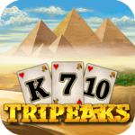 3 Pyramid Tripeaks Solitaire - Free Card Game APK icon