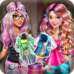 Dress up Game: Dolly Hipsters APK icon