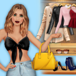 International Fashion Stylist: Model Design Studio APK icon