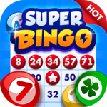 Super Bingo HD™: Free Bingo Game – Live Bingo APK icon