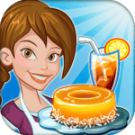 Kitchen Scramble: Cooking Game APK icon