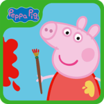 Peppa Pig: Paintbox APK icon
