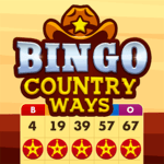 Bingo Country Ways: Free Bingo Game – Live Bingo APK icon