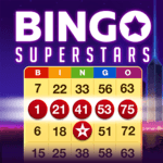 Bingo Superstars: Free Bingo Game – Live Bingo APK icon