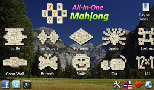 All-in-One Mahjong FREE APK screenshot 1