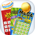 Classic Scratchcards APK icon