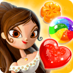 Sugar Smash: Book of Life - Free Match 3 Games. APK icon