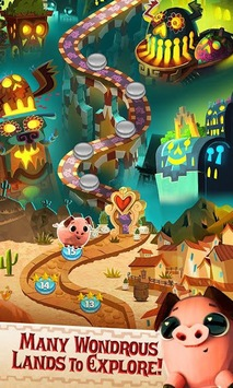 Sugar Smash: Book of Life - Free Match 3 Games. APK screenshot 3