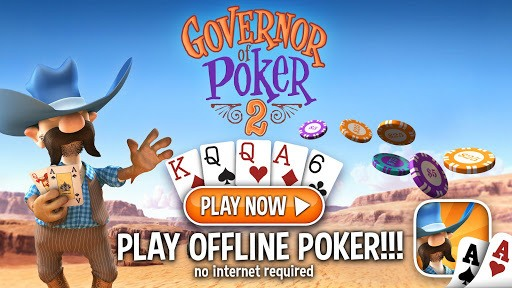 Governor of Poker 2 - OFFLINE POKER GAME APK screenshot 1