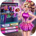 Doll Lucky Dress Up APK icon