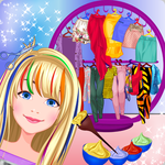 Hair Salon - Fancy Girl Games APK icon
