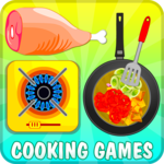 Fried Chicken Salad Cooking APK