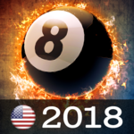 Hot! 8 Ball Online Free Pool Game 2019 APK icon
