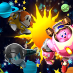 Amazing Kirby Space War APK