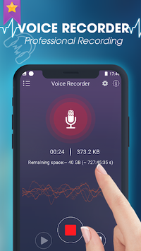 Smart voice recorder: Digital audio recording APK : Download v3 28