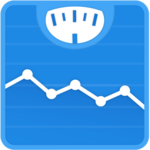 Weight Loss Tracker & BMI Calculator – WeightFit APK icon
