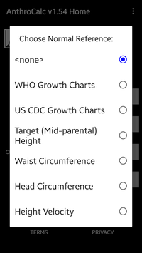 Anthropometric Calculator APK : Download v1 58 for Android