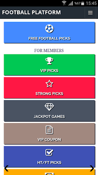 FOOTBALL PREDICTIONS APK : Download v7 0 for Android at AndroidCrew