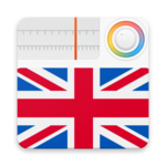 UK Radio Stations Online - English FM AM Music APK icon