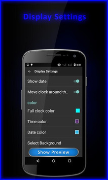 Night Digital Clock With Alarm APK : Download v1 0 3 for Android at