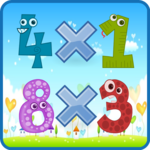 Multiplication games APK icon