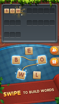 Word Home™ - Cat Puzzle Game, Merry Christmas! APK screenshot 3