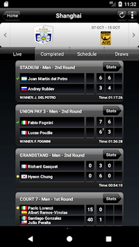ATP/WTA Live APK screenshot 3