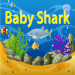 The Baby Shark - Kids song App APK icon