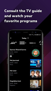 Proximus TV APK : Download v4 13 0 for Android at AndroidCrew