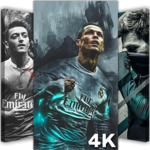 Football Wallpapers 4K | Full HD Backgrounds 🔥 APK icon