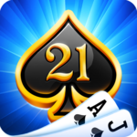 Blackjack 21 - casino card game APK icon