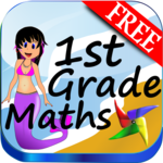 First Grade Math Learning Game APK icon