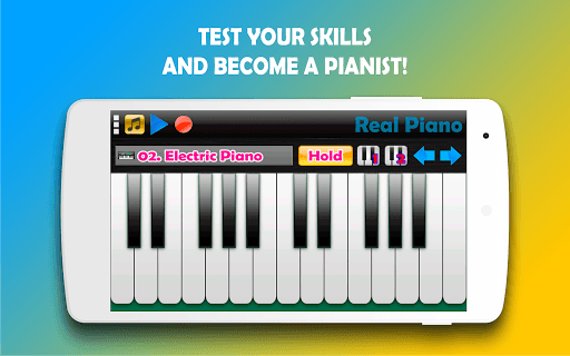 Real Piano - The Best Piano Simulator APK : Download v3 22 for