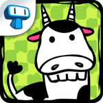 Cow Evolution - Crazy Cow Making Clicker Game APK icon