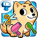 My Virtual Pet Shop - Cute Animal Care Game APK icon