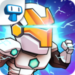 Super League of Heroes - Comic Book Champions APK icon