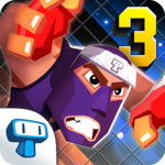 UFB 3: Ultra Fighting Bros - 2 Player Fight Game APK icon